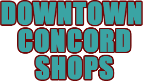 down town concord shops